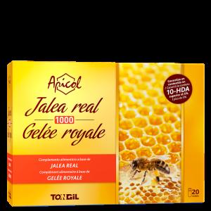 Apicol Jalea Real 1000 – Tongil – 20 viales