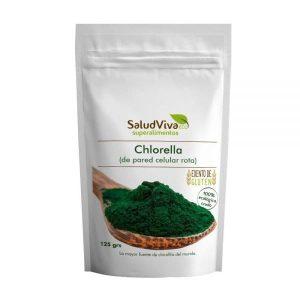 Alga Chlorella en Polvo ECO 125g