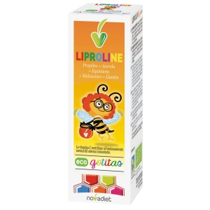 Liproline infantil Eco – Nova Diet – 50ml