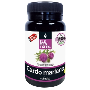 Cardo Mariano – Nova Diet – 30 capsulas