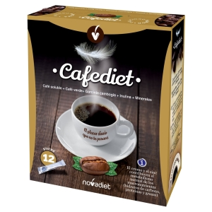 Cafediet – Nova Diet- 12 sticks