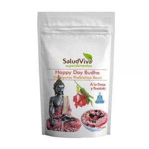 Happy Day Budha a la Fresa y Baobab 350g