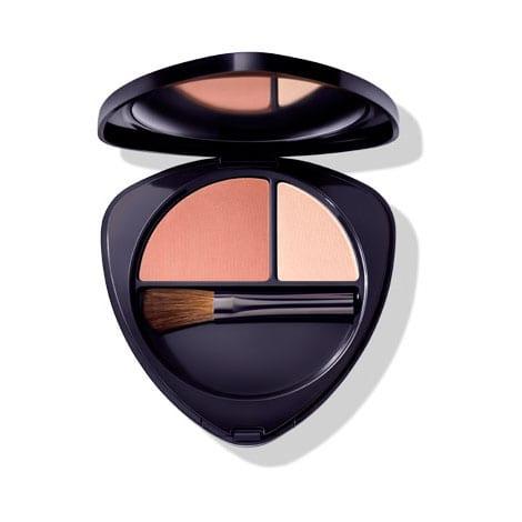 Colorete Duo 01 Soft Apricot – Dr. Hauschka –