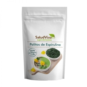 Palitos de Espirulina 125g ECO