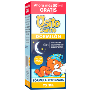 Osito Sanito Dormilón – Tongil – 150 ml