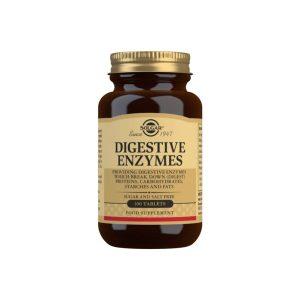 Enzimas Digestivas – Solgar – 100 Comprimidos