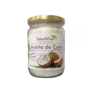 Aceite de Coco ECO 500g