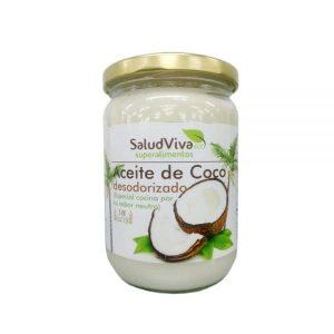 Aceite de Coco ECO Desodorizado 565ml