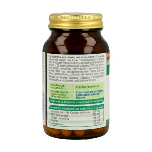 Mega Hepático – Dietisa – 60 cápsulas