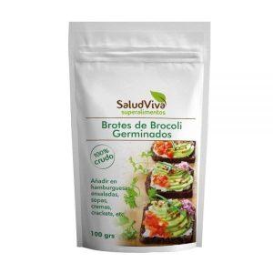 Brotes de Brócoli Germinados ECO 100g
