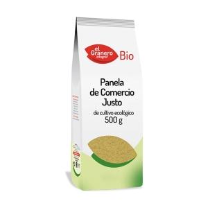 Panela Bio – El Granero Integral – 500 gr