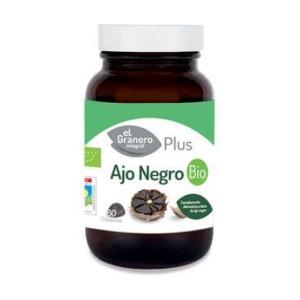 Ajo Negro BIO – El Granero Integral – 60 cápsulas