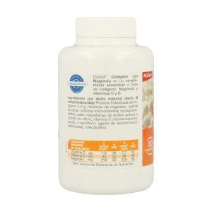 Colágeno Con Magnesio – Dietisa – 180 comprimidos