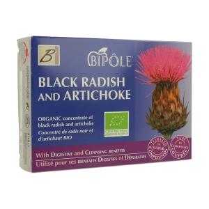 Bipole Rabano Negro y Alcachofa – Dietéticos Intersa – 20 ampollas