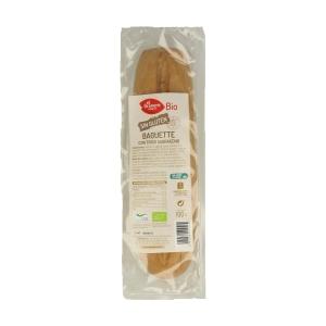 Baguette con trigo sarraceno Bio