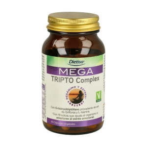 Mega Tripto Complex – Dietisa – 60 cápsulas