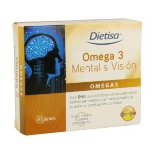 Omega 3 Mental Y Visión