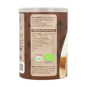 Cacao con Maca Bio