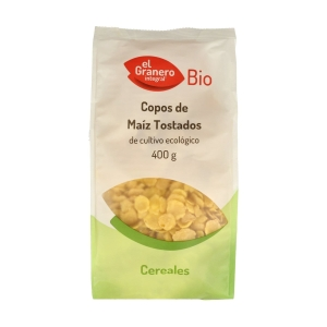 Copos de maíz tostado
