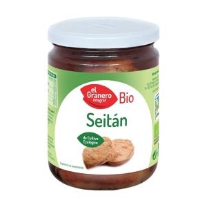 Seitán en conserva
