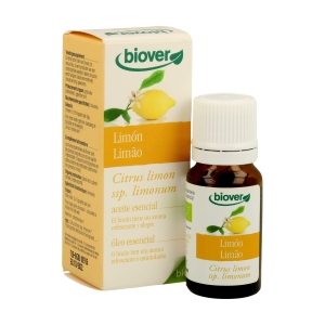 Aceite esencial de limón – Biover – 10ml