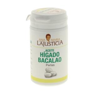Aceite Hígado Bacalao – Ana Maria de la Justicia – 90perlas