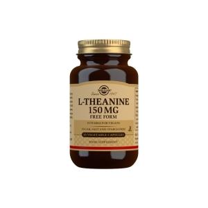 L-Teanina 150 mg – Solgar – 30 cápsulas