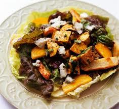 Ensalada de Membrillo y Tofu