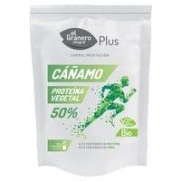 Proteína vegetal de cáñamo