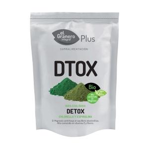 Detox (Chlorella y Spirulina) Bio