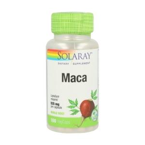 Maca 525mg – Solaray – 100 cápsulas