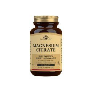 Citrato de Magnesio – 120 Comprimidos