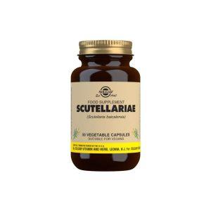 Escutelaria (Scutellaria baicalensis) – Solgar – 50 Cápsulas