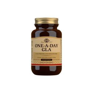 GLA Una al día – Solgar – 60 Cápsulas
