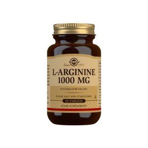 L-Arginina 1000 mg – 90 Comprimidos