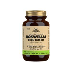 Boswellia Extracto de Resina – Solgar – 60 cápsulas