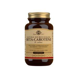 Beta-Caroteno Oceánico (7 mg) – 60 Cápsulas blandas