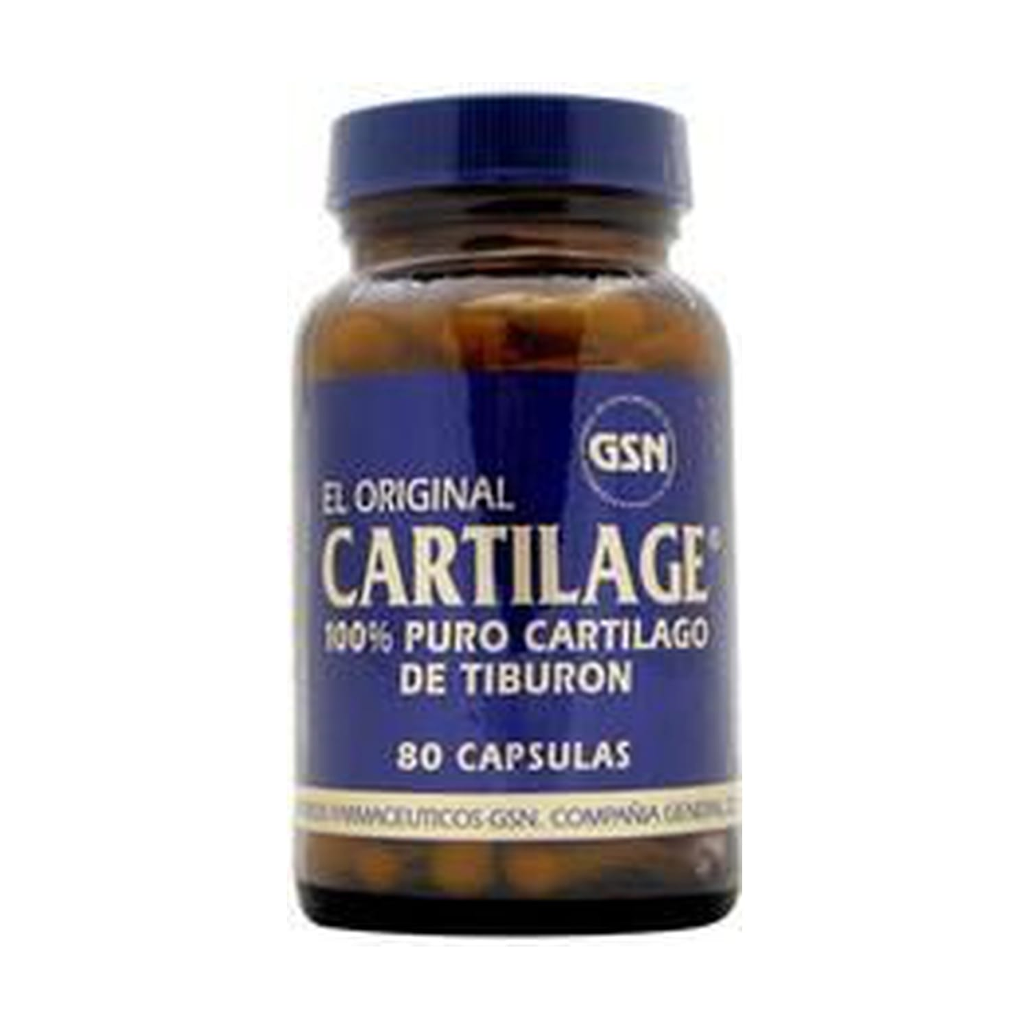 El Original Cartilage – GSN – 80 cápsulas