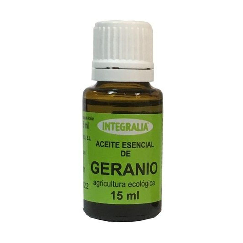 Aceite Esencial de Geranio Eco – Integralia – 15 ml