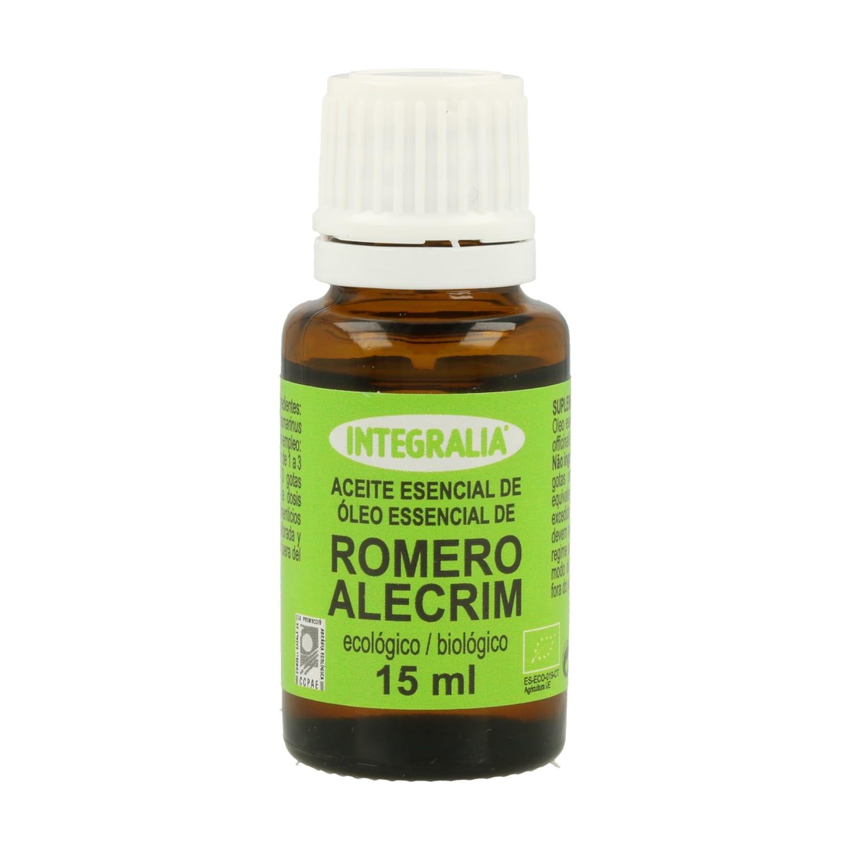 Aceite Esencial de Romero Eco – Integralia – 15 ml