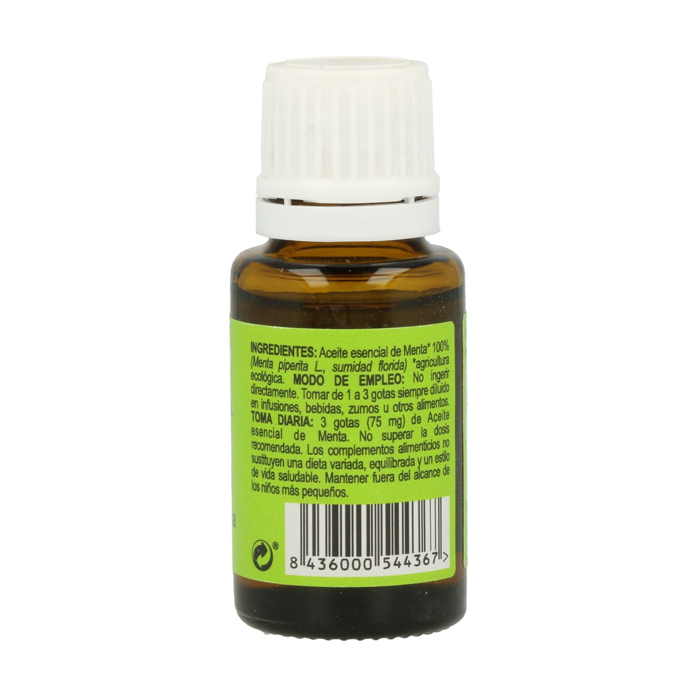 Aceite Esencial de Menta Eco – Integralia – 15 ml
