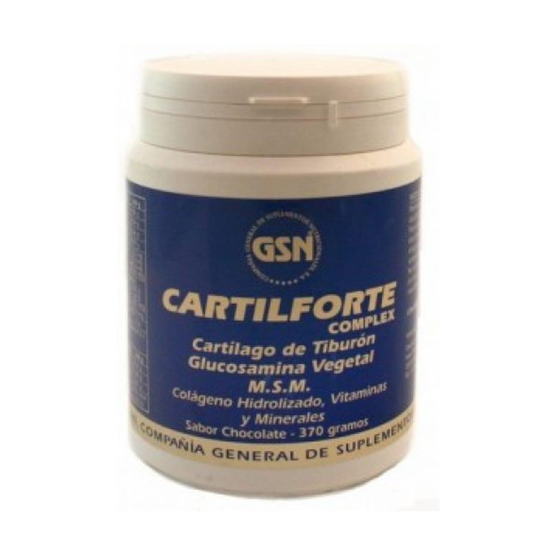 Cartilforte Complex Sabor Chocolate – GSN – 370 gramos