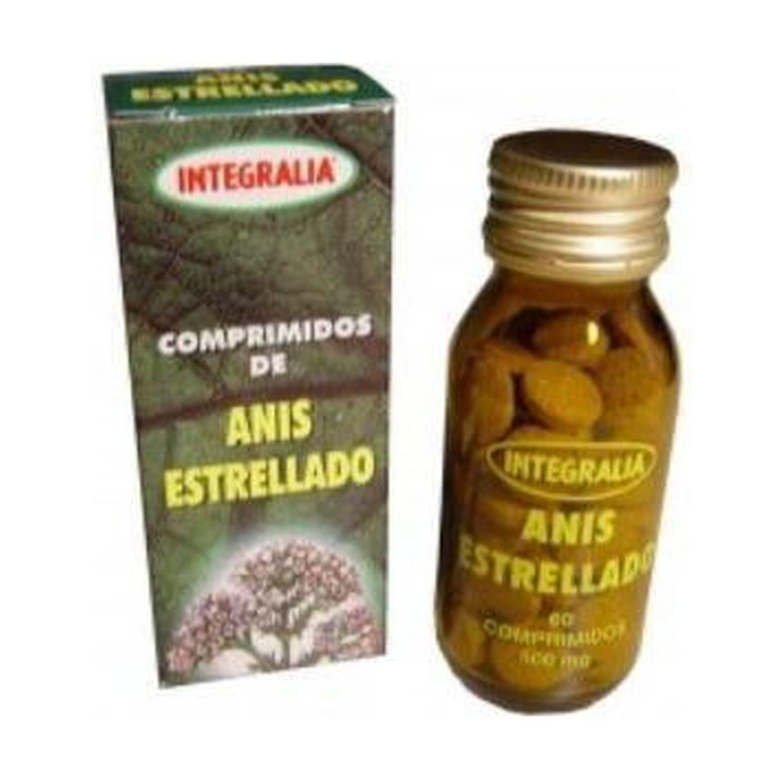 Anis Estrellado – Integralia – 60 comprimidos