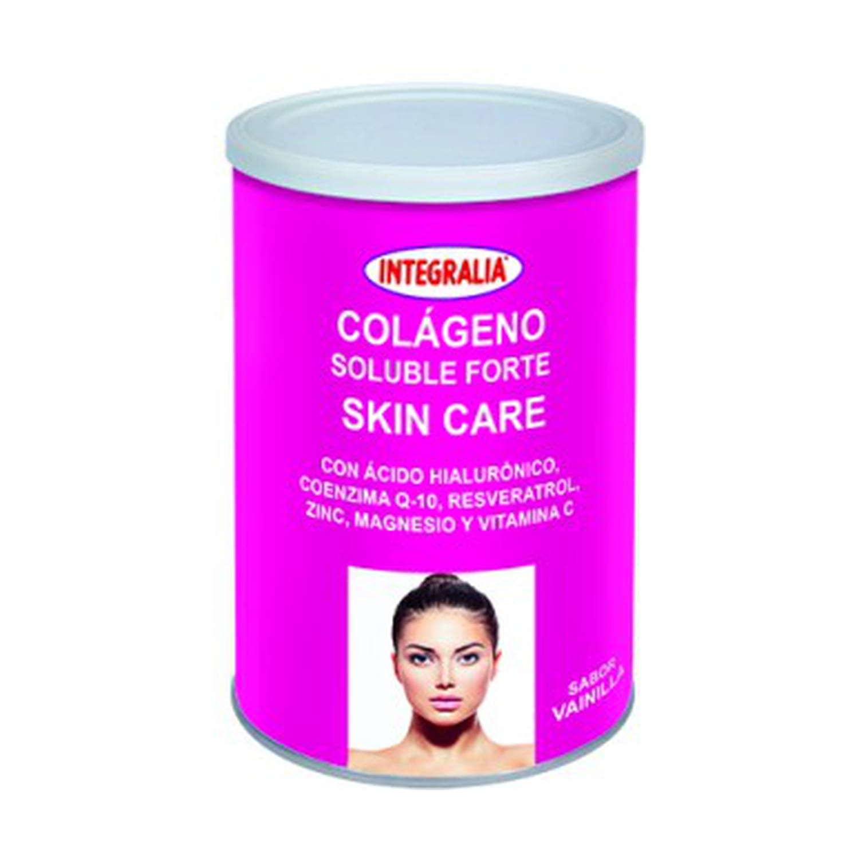 Colágeno Soluble forte skin care – Sabor vainilla – Integralia – 360 gramos