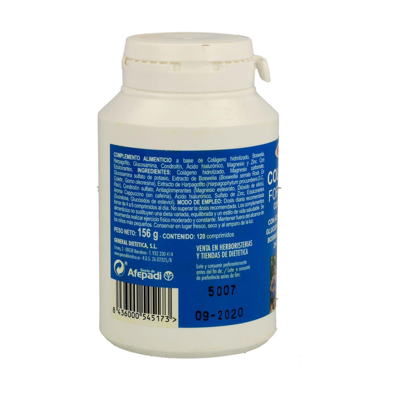 Colágeno Forte Flex – Integralia – 120 comprimidos