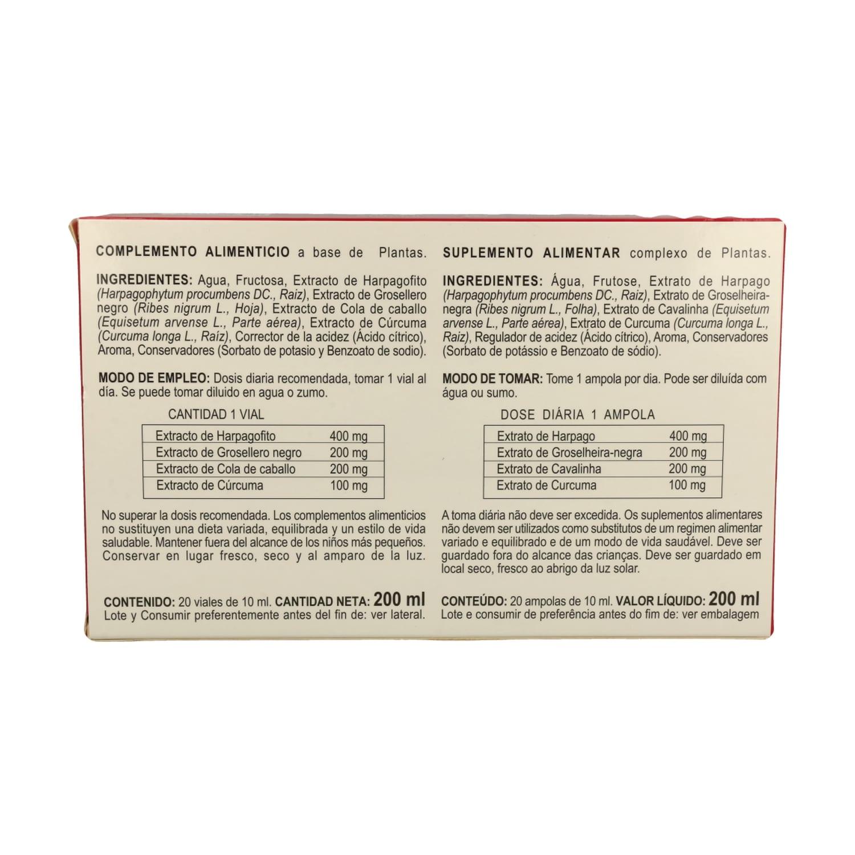 Harpagofito Plus Viales – Integralia – 20 viales