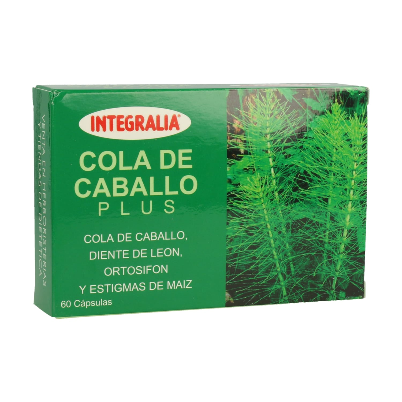 Cola de Caballo Plus – Integralia – 60 cápsulas