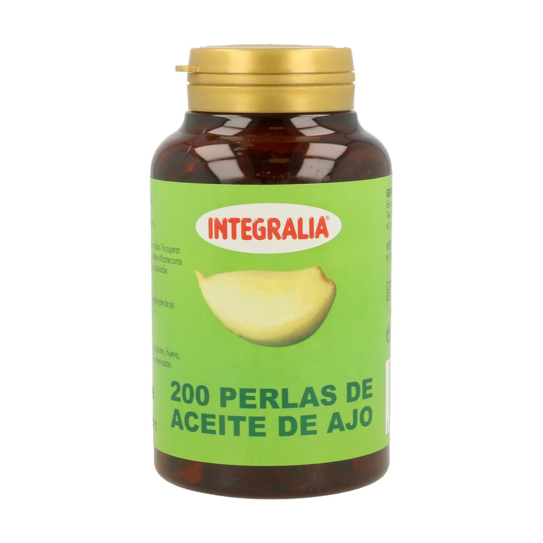 Aceite de ajo – Integralia – 200 perlas
