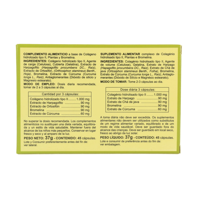 Colageno Plus – Integralia – 45 cápsulas
