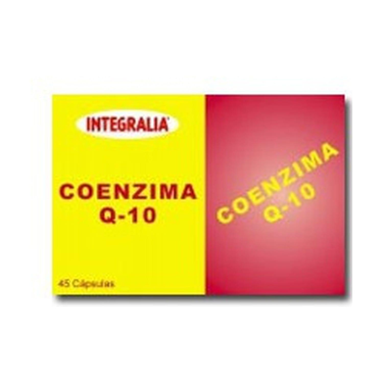 Coenzime Q10 – Integralia – 45 cápsulas